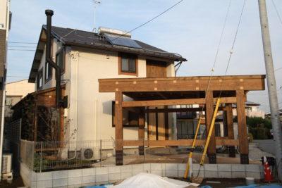 新築事例 花咲の家